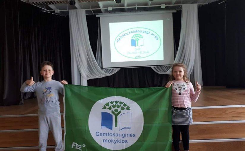Aplinkosauginio švietimo fondo apdovanojimai