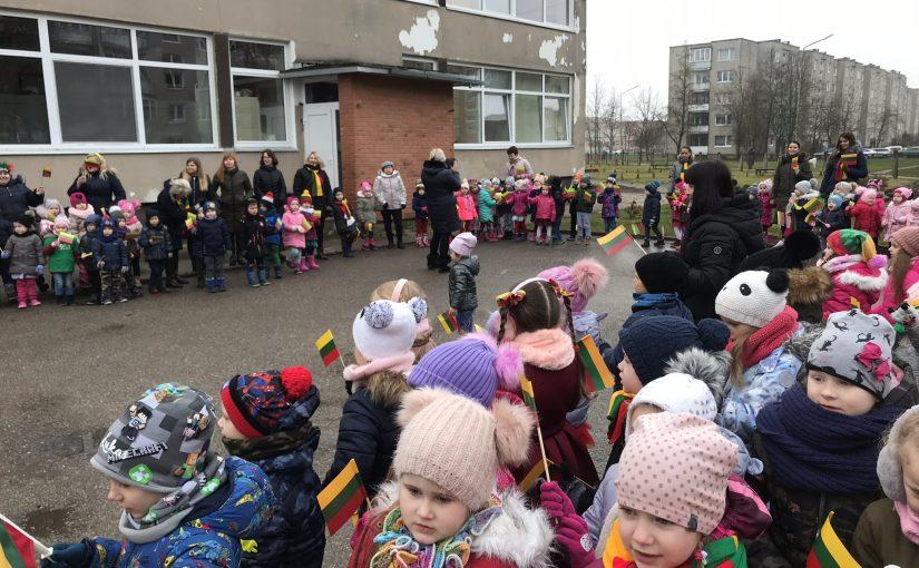 Lietuvos valstybės atkūrimo dienos šventė