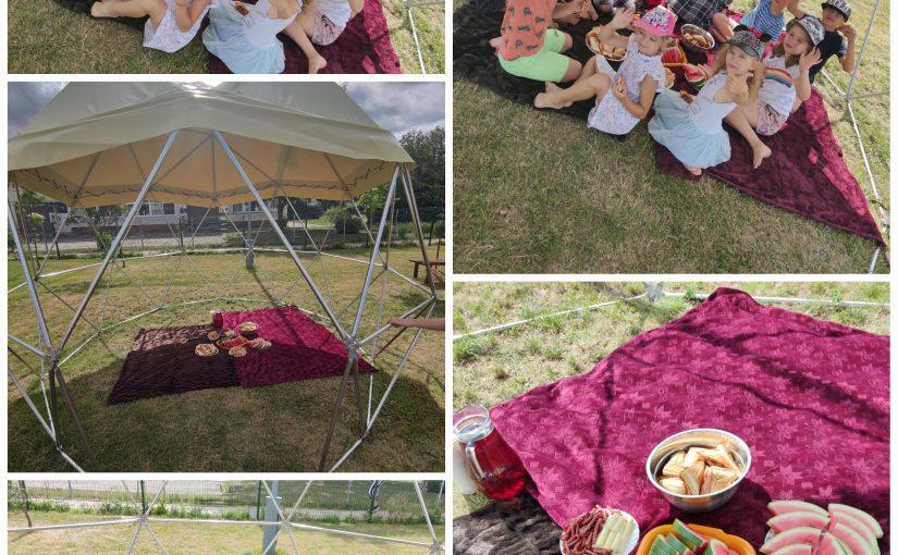 Priešmokyklinukų piknikas